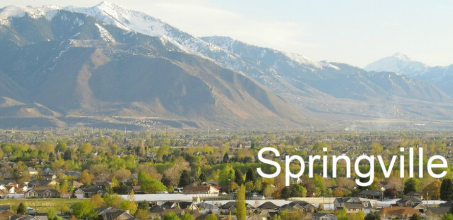 Springville UT Real Estate Guide